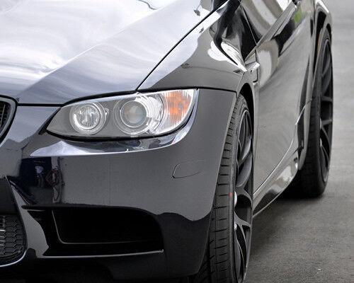 16MM Ruota Distanziatori - in LEGA BMW 3-SER E36 E46 E90 2M10T42 M12X1.5 Nero BULLONI