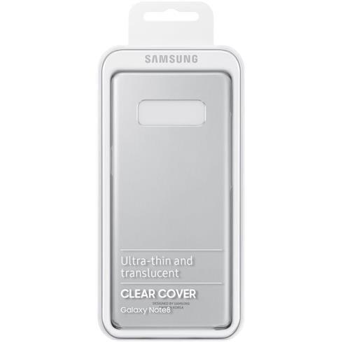 best website e481b cb478 Samsung Original Clear Cover for Note 8 - Transparent