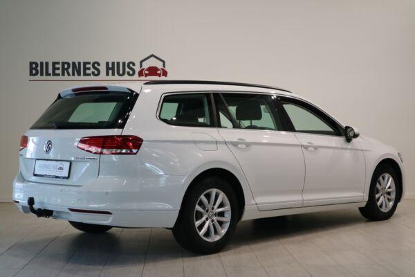 VW Passat 2,0 TDi 150 Comfortline+ Variant DSG - billede 1