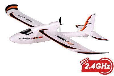 Fms Facile Trainer 1.3m Apertura Alare Rc Aereo, Pronto A Volare, Pacchetto Completo Fs0170-mostra Il Titolo Originale