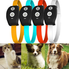 PET Realtime GPS/GSM Tracker System For Cats Dogs FREE APP For Mobile Dog Cat US
