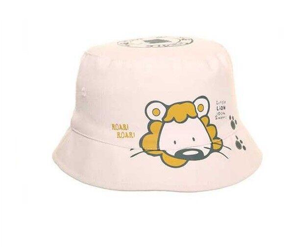 c9442cd6aec Baby Sun Hat Toddler Bucket Bush Lion Summer Brown