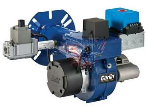 Carlin gas conversion burner