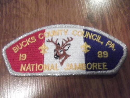 MINT 1989 JSP Bucks County Council SMY Border