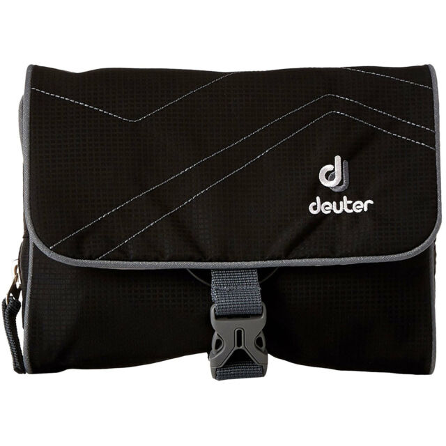 deuter beauty case  06 Deuter Beauty Case Wash Bag I Black - TITAN for sale online | eBay