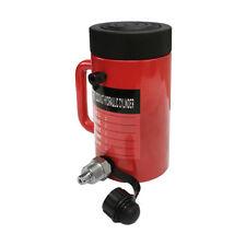 Lock Nut 50 Ton Hydraulic Cylinder 4 Stroke Jack Ram 8 Closed Height