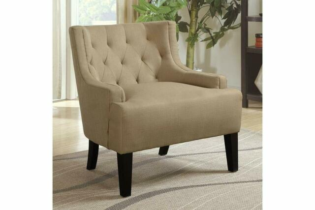 Remarkable Upholstered Accent Chair Modern Mid Century Tufted Club Chairs For Living Room Ocoug Best Dining Table And Chair Ideas Images Ocougorg