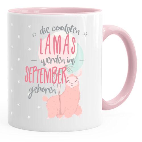 """Café-Tasse les plus cool Lamas sont dans le /""""souhait mois/"""" Né Cadeau"""
