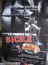 affiche cinema 1998 LE PRINCE DE SICILE Abrahams Bridges Mohr Applegate Burke
