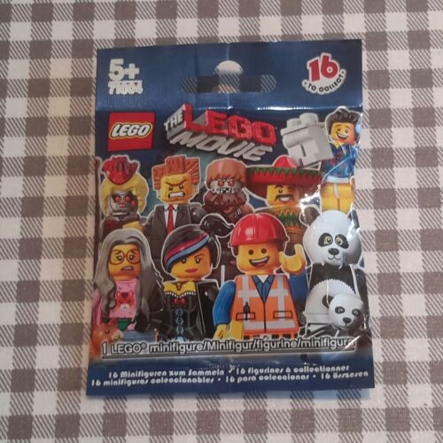 Lego wiley fusebot lego movie series unopened new factory sealed