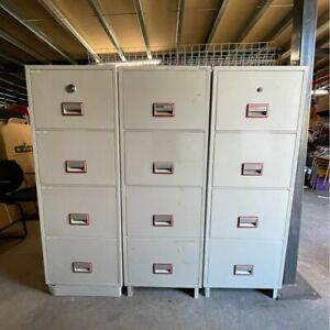 Phoenix 2244 Fire Safe Proof Filing Cabinets - for michelle-towle
