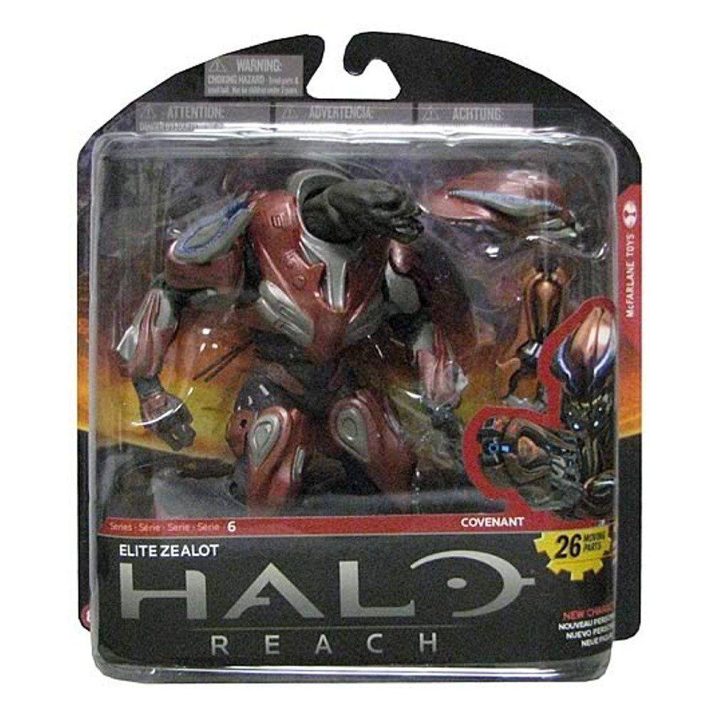 McFarlane Toys Halo Reach Series 6 Elite Zealot Action Action Action Figure a2440e
