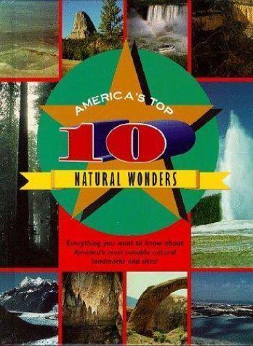 America's Top 10 Natural Wonders Hardcover Edward Ricciuti