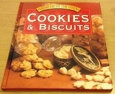 COOKIES & BISCUITS  Fresh From The Oven Book (Hardback)
