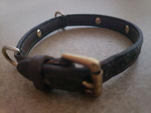 AUTHENTIC LOUIS VUITTON DOG COLLAR | EBay