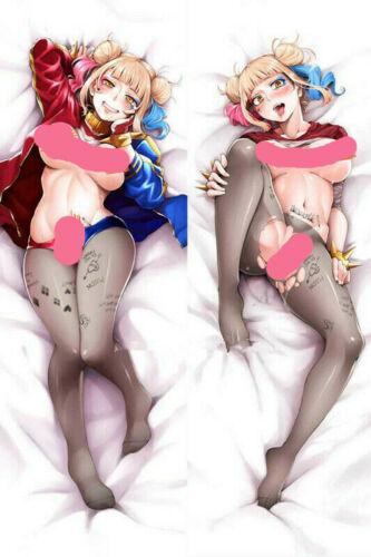 My Hero Academia Toga Himiko Anime Dakimakura Hugging Body Pillow Case