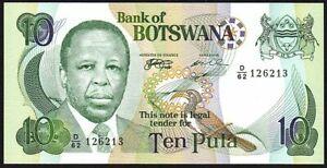 1999-BOTSWANA-10-PULA-BANKNOTE-UNC-P-20a