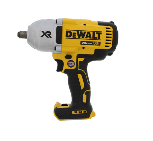 "Bare DeWalt DCF 899HB 20v MAX XR Brushless High Torque 1//2/"" Impact Wrench"