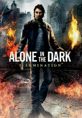 alone in the dark game over