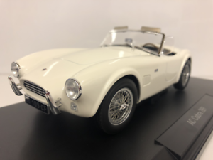 AC Cobra 289 1963 White Norev 182752 Scale 1 18