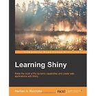 Learning Shiny by Hernan G. Resnizky (Paperback, 2015)