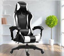 1 Silla Gaming Oficina Racing Sillon gamer Despacho Profesional Videojuegos PC