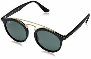 Ray-Ban RB4256 601 71 49 Black Dark Green Sunglasses   eBay 7d1bbca933