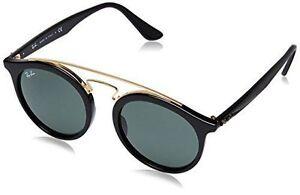 c00b3c33adb9b Ray-Ban RB4256 601 71 49 Black Dark Green Sunglasses   eBay