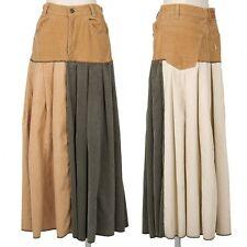 """SALE"" A.N.G.E.L.O. Levi's Corduroy skirt Size Waist 27inch(K-13410)"