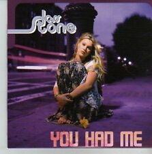 (CW211) Joss Stone, You Had Me - 2004 DJ CD