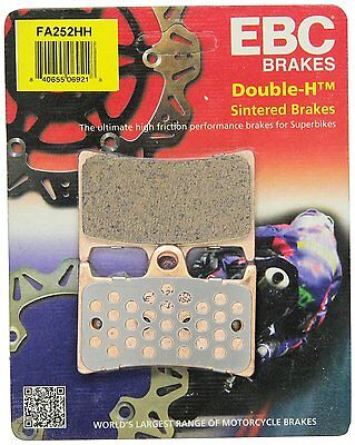 EBC HH Sintered Front Brake Pads For For Yamaha R6 2004