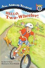 Hello, Two-Wheeler (Turtleback School & Library Binding Edition) (All Aboard Rea
