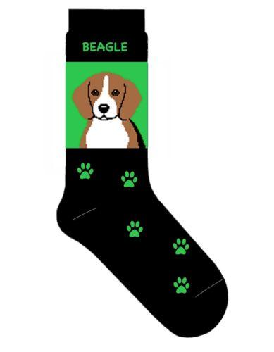 Beagle Dog Cotton Socks Gift//Present