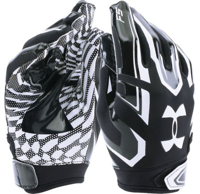 Under Armour UA F5 PEEWEE Football Gloves Style 1271184-100
