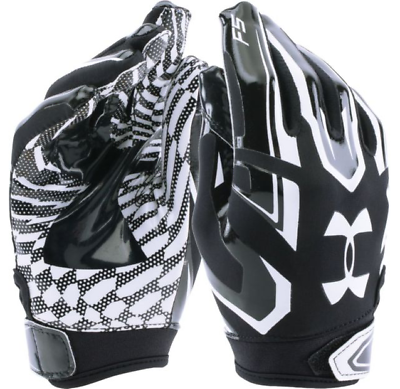 Fast Deliver Under Armour Ua F5 Pee Wee Fußball Handschuhe Style 1271184-001 Elegant And Graceful Badminton