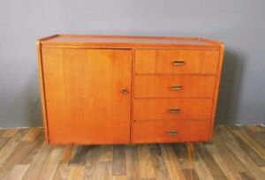 Musterring Kommode Schrankchen 50er 50s Mid Century Vintage Design