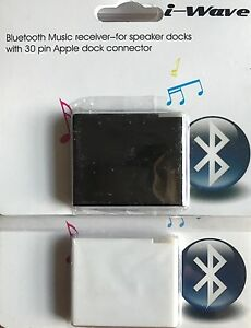 Details about Bluetooth Music Receiver Adapter for Bose Sounddock Series II  10 & Portable -B