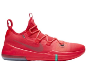 pretty nice 8994c ba84a Details about Nike Kobe AD Red Orbit Size 15 Clear Emerald Green AR5515-600