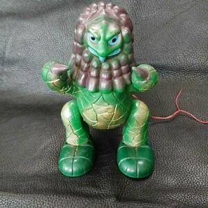 BULLMARK-DANGER-VINTAGE-FIGURE-JAPAN-COLLECTIBLE-RARE-TOY-KAIJU-F-S-BULLMARK