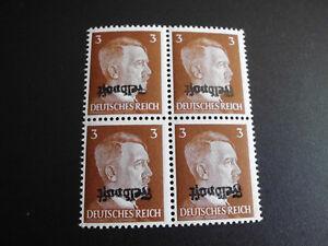 DR-Briefmarken-Feldpost-Ruhrkessel-Mi-Nr-17-Kopfsteher-034-Lueckenfueller-034-LESEN
