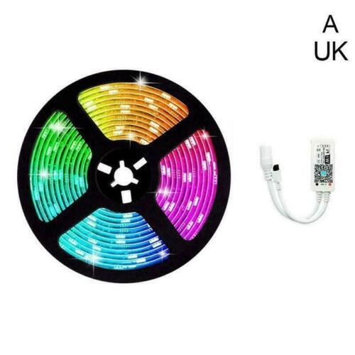2835 bunten RGB-Lampensets 24Schlüsseln O8C1 WIFI-Lampenset mit 300 tropffreien