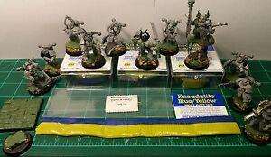 Green-Stuff-9-034-Kneadatite-Blue-Yellow-Epoxy-Putty-Tape-Warhammer-40k-Greenstuff
