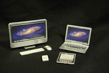 Steve Jobs Apple Accessories for 1:6th scale action figure