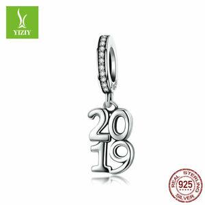 2019-Women-Charm-Beads-925-Sterling-Silver-Pendant-Fit-Bracelet-Necklace-Jewelry