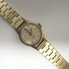 """""""ZentRa """" Hermetica klassische Vintage Damen Armbanduhr mechanisch ca. 20 x 2"""
