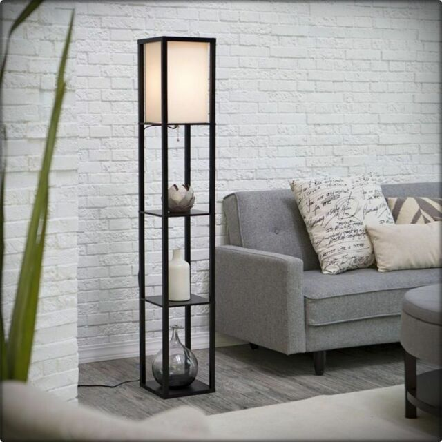 Reid Accent Floor Lamp For, Living Room Lamp
