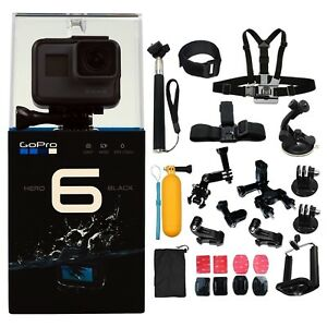 DEAL-GoPro-HERO6-ALL-You-Need-Accessories-Kit-Hero-6-Action-Camera-Camcorder