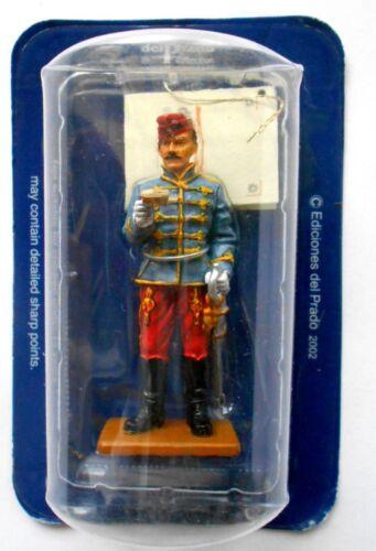 scatola19 SOLDATINI DEL PRADO Hussar Austo Hung 1914 Army  Austria