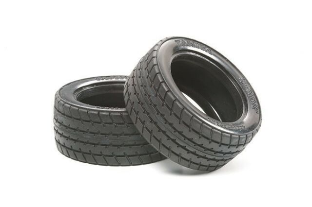 Tamiya 53254 M-Chassis 60D Super Grip Radial Tire (1pr) M01/M02/M03/M04/M05/M06