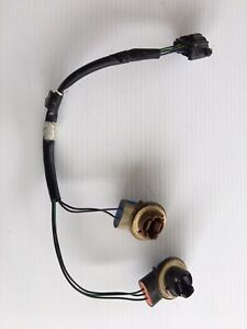 picture of a 2001 dodge truck wiring harness 1995 2001 dodge ram tail light lamp wiring harness with pigtail  1995 2001 dodge ram tail light lamp